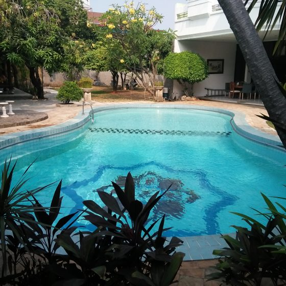 Mengenal Kolam Renang Skimmer by invinity pools